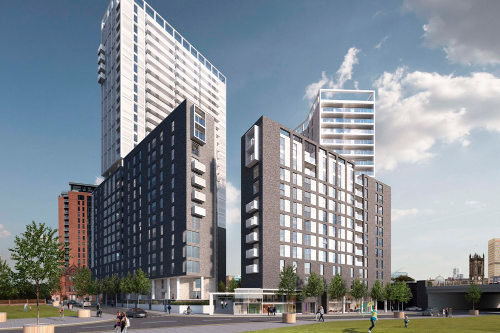 Greengates Apartments